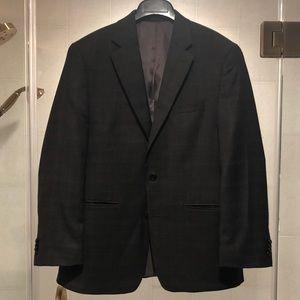 Michael Kors 2-Piece Suit Set - Gray Check